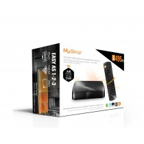 MyGica ATV495 PRO HDR Quad Android Ultra 4K HDMI 2.0 HDTV Box [ 2GB/8GB/4K/AC Wireless/ KR-41 Air Mouse Keyboard ]