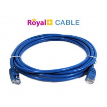 25 ft Cat5E Networking Patch Cable