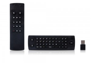 MyGica KR300 FM Wireless Mouse/Keyboard/Speaker + Mic Remote