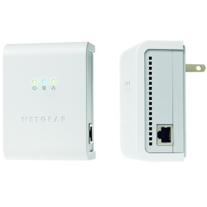 Netgear 85MBps Powerline Bridge XAV1001 (Pair)