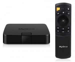 mygica 495 pro front