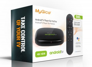 MyGica ATV 495MAX Android TVOS